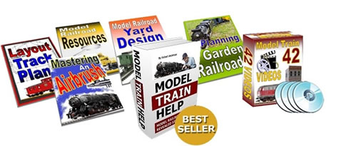 model train help video package