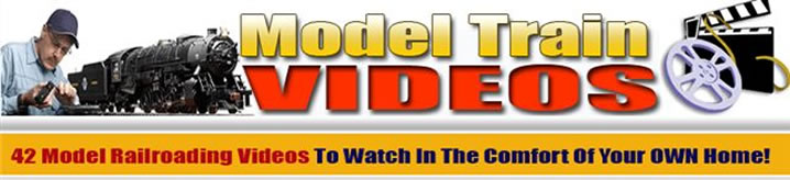 model railroad video banner