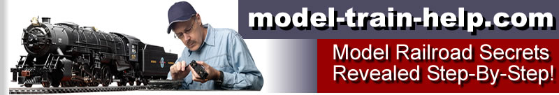Model Train help