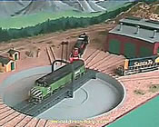 turntable roundhouse